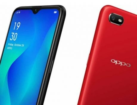 Oppo A1k with 4,000mAh battery launched