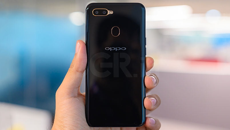 Oppo A5s Review: Big battery wrapped in a classy chassis