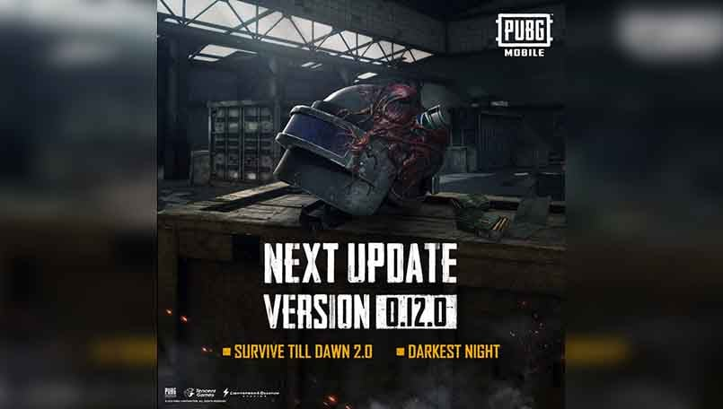 PUBG Mobile 0.12.0 goes live with 'Blackest Night' mode, ghouls and toxic gas