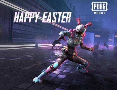 PUBG Mobile adds Easter Eggs