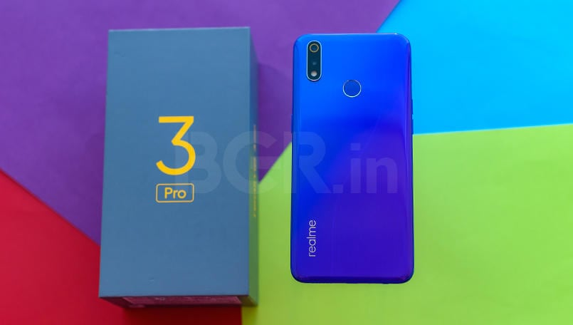 Realme 3 Pro next flash sale scheduled for May 3 at 12PM; Price, specifications and features