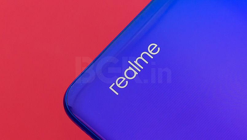 Realme 3 red gradient color variant leaked; likely to soon launch in India