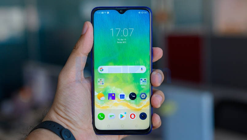 Realme 3 Pro update rolling out with camera improvements and more