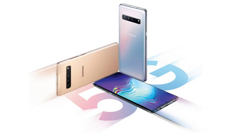 Samsung Galaxy S10 5G ties with Huawei P30 Pro for highest camera score on DxOMark rating