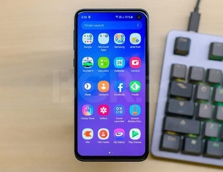 Samsung Galaxy S10 Lite with Android 10 appears on Geekbench