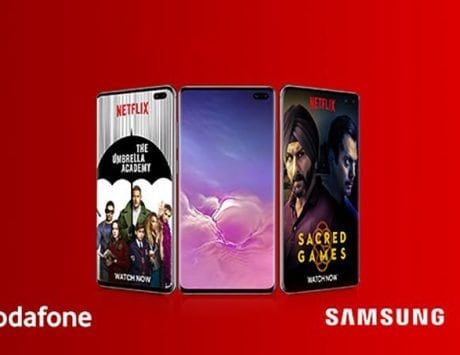 Vodafone Idea offering free Netflix subscription to Samsung Galaxy S10 series buyers