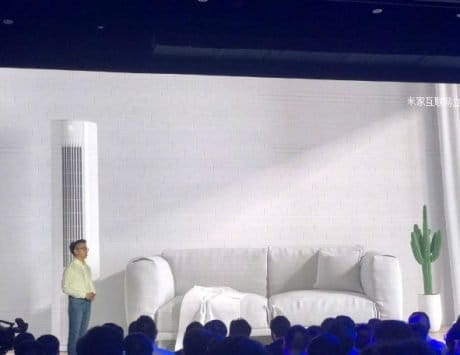 Xiaomi Mi Floor Standing AC launched