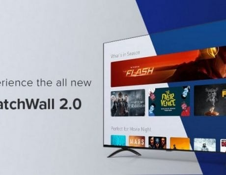 Xiaomi launches PatchWall 2
