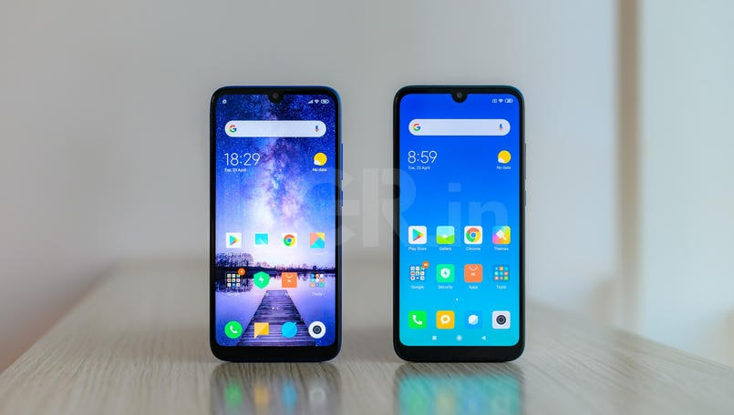 Redmi 7 vs Redmi Note 7 vs Redmi Note 7 Pro: What's different