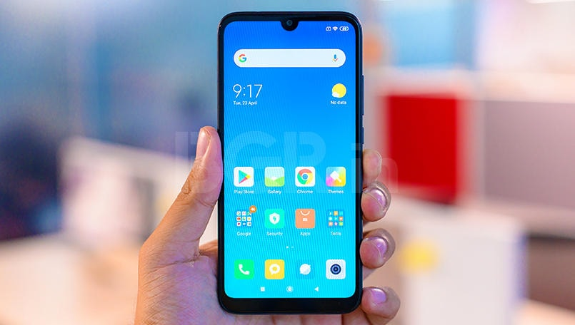Xiaomi Redmi 7 to go on sale at 12PM today: Here's a look at its price, features and specifications