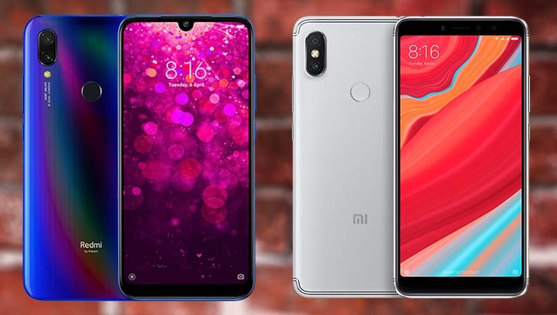 Xiaomi Redmi Y3 vs Xiaomi Redmi Y2: Specifications, features, design, price compared