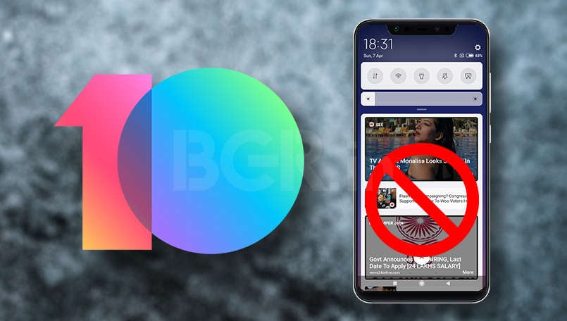 Remove ads in MIUI 10: A guide to block those pesky ads on Xiaomi