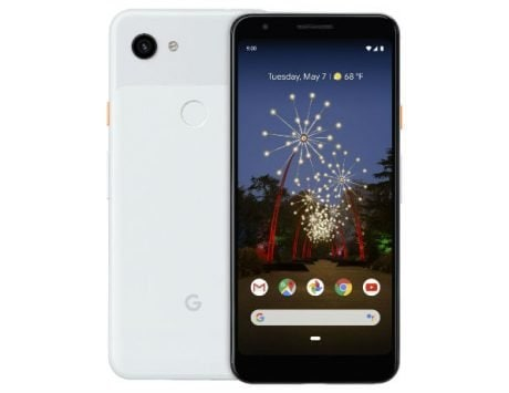 Google Pixel 3a press render leaked