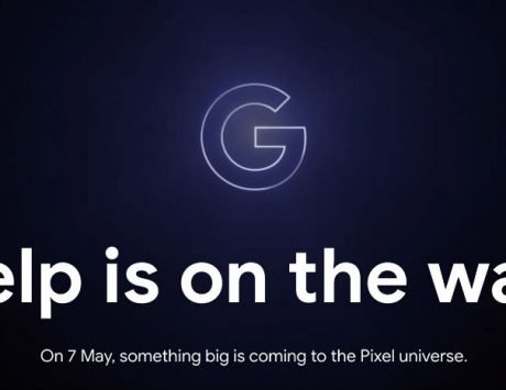 Google teases new announcement on May 7