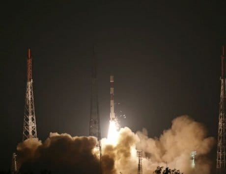 ISRO successfully puts into orbit DRDO's Emisat