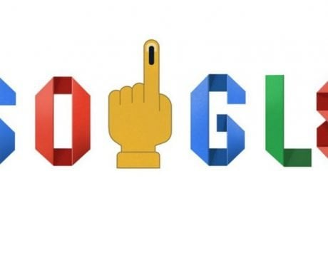 Lok Sabha Elections 2019 Phase 3: Google Doodle depicts an inked finger