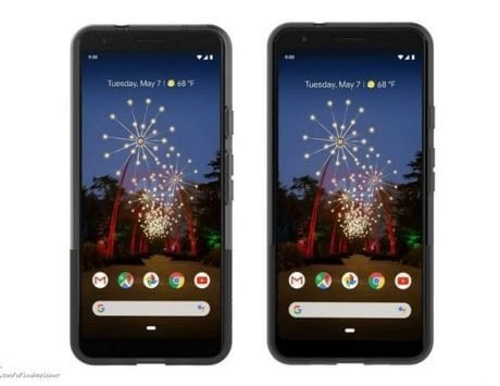 Google Pixel 3a, Pixel 3a XL official renders leaked