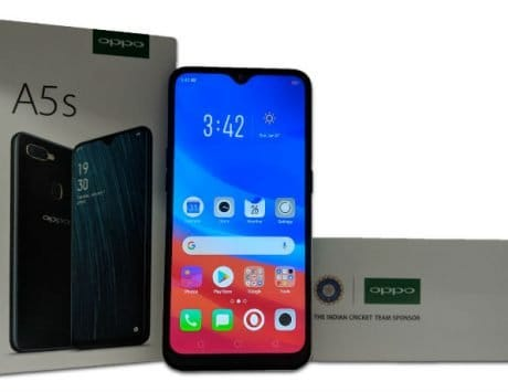 OPPO ups the ante on competition with the new OPPO A5s