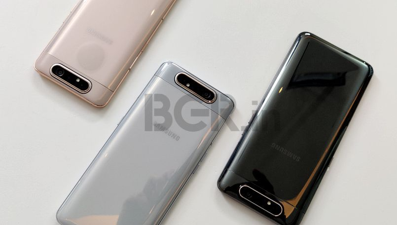 Samsung Galaxy A80 with rotating triple-camera goes on sale in India: Price, offers, specifications