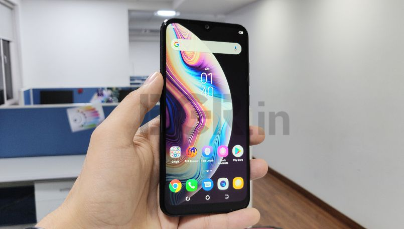 Tecno Camon i4 First Impressions: Cheapest 'Made in India' triple-camera smartphone