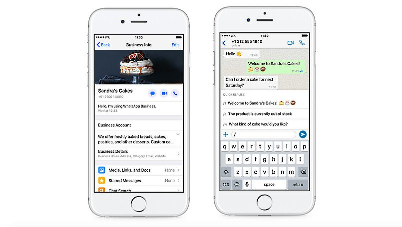 WhatsApp Business app for iOS now rolls out worldwide