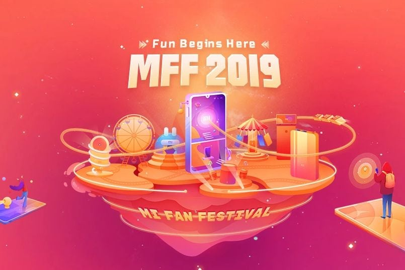 Image result for mi fan festival 2019