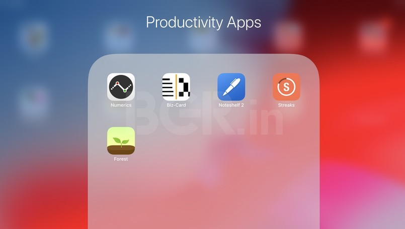 Apple iOS: Here are top 5 productivity apps to beat the blues
