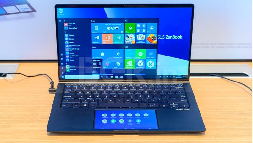 Asus ZenBook 13 First Impressions: ZenBook moves to the future with a second stealth screen