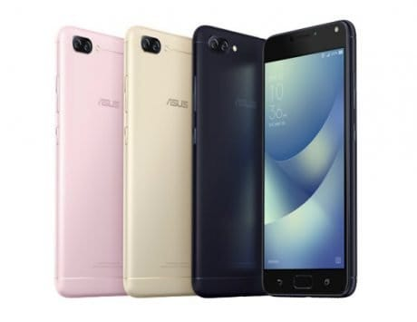 Asus Zenfone 4 series get AOSP Android 9 Pie beta builds