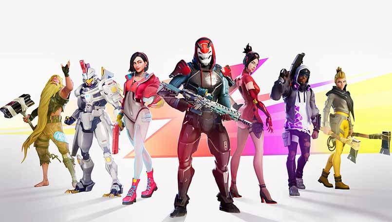 Fortnite Season 9 is now live with new locations, weapons and wind transport