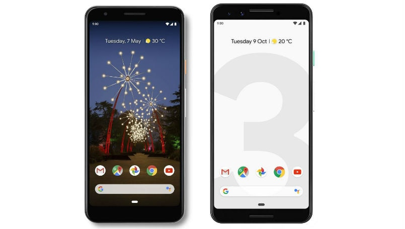 Google Pixel 3a vs Google Pixel 3: Price in India, specifications, features compared
