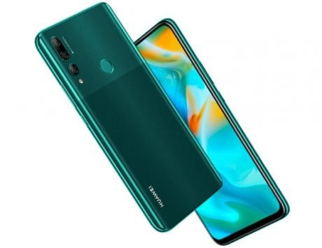 Huawei Y9 Prime (2019) with elevating camera unveiled