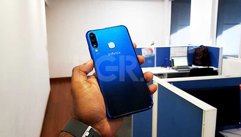 Infinix S4 First Impressions: A fair competitor of the low