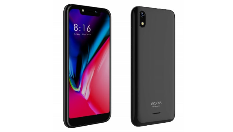 Micromax iOne with 19:9 display, Android Pie launched in India: Price, features, specifications