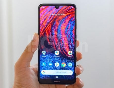 Best Budget Phone Under 8000 in India