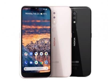 Nokia 4.2 launched in India