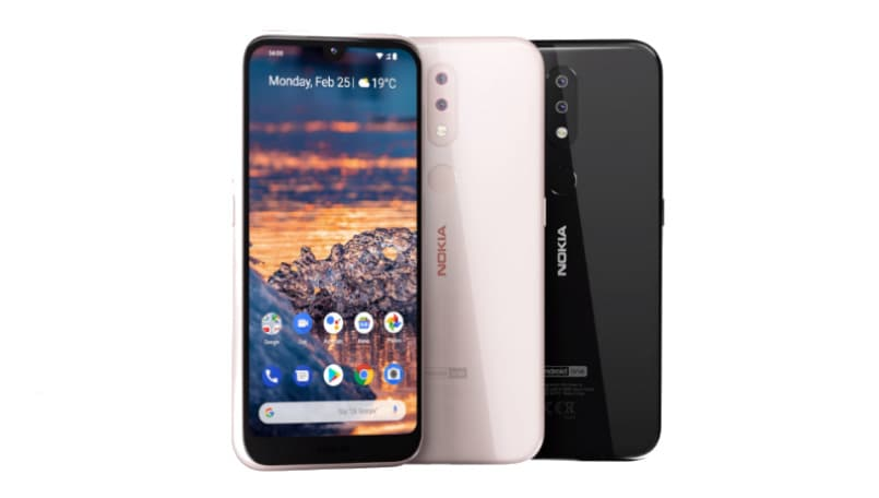 Nokia 4 2 receives dual VoLTE support, July Android security patch