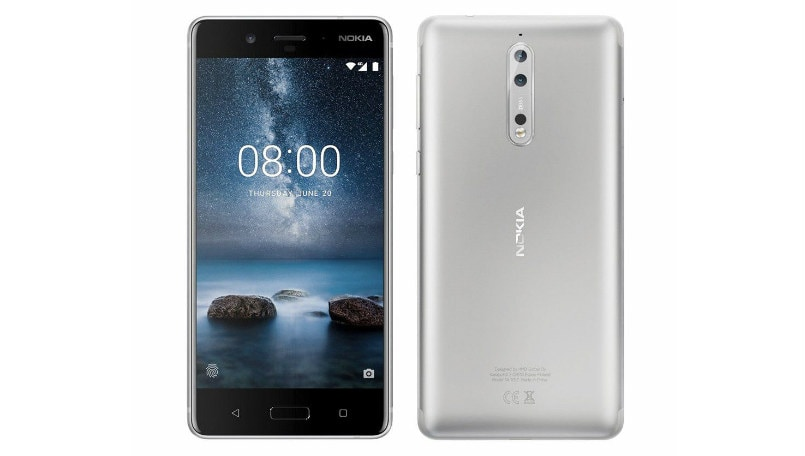 Nokia 8 gets new software update with April Android security patch: Report