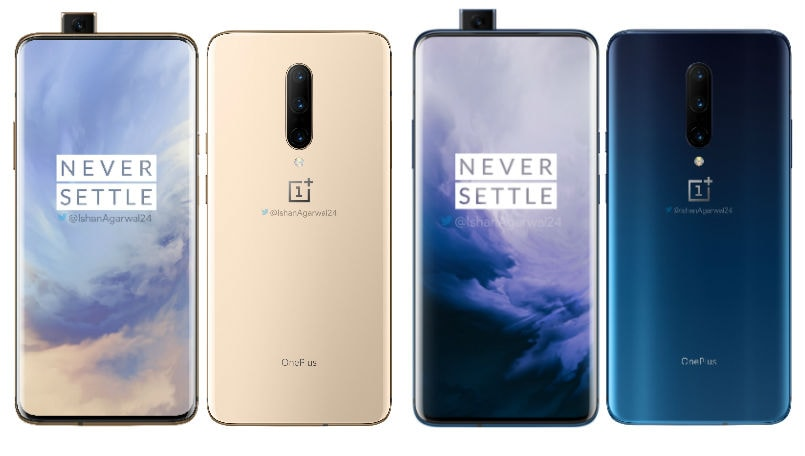 OnePlus 7 Pro official renders, detailed features list leaked ahead of launch