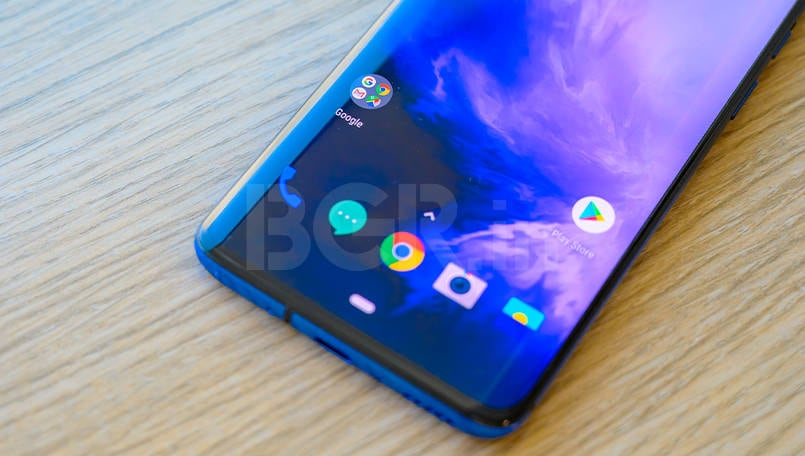OnePlus 7 Pro first software update rolling out with April patch, camera improvements and more