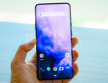OnePlus 7 Pro update rolling out with May Android security patch
