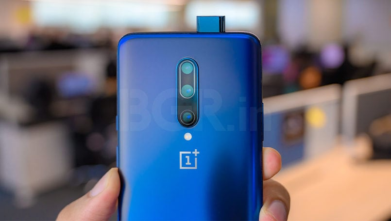 OnePlus 7 Pro Android 10 update brings wide-angle and telephoto video, and more