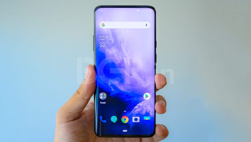 OnePlus 7 Pro vs Samsung Galaxy S10+ vs Huawei P30 Pro: Price in India, specifications, features compared