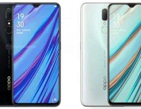 Oppo A9X leaked with 48MP camera