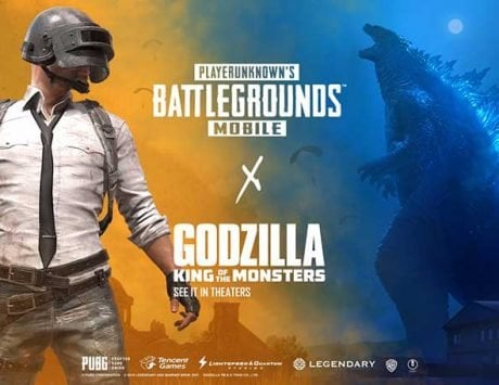 PUBG Mobile is teaming up with Godzilla: King of Monsters