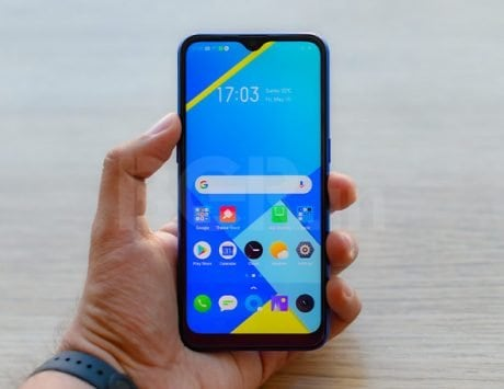 Realme C2 update rolling out
