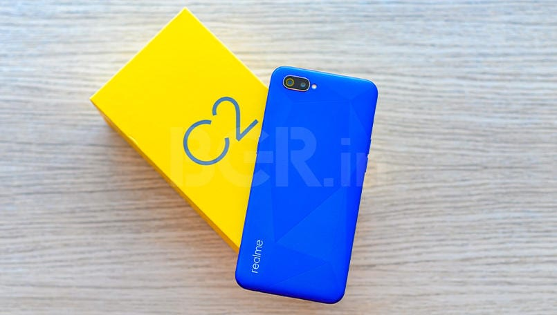 Xiaomi Redmi 7A rival Realme C2 sale today at 12PM: Price in India, features