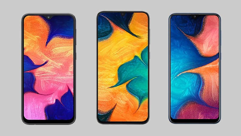 Samsung Galaxy A10, A10s, A20, and A30 get January 2020 security update