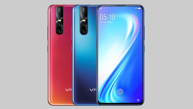 Vivo S1 Pro with Snapdragon 675 SoC and 32-megapixel front camera launched in China