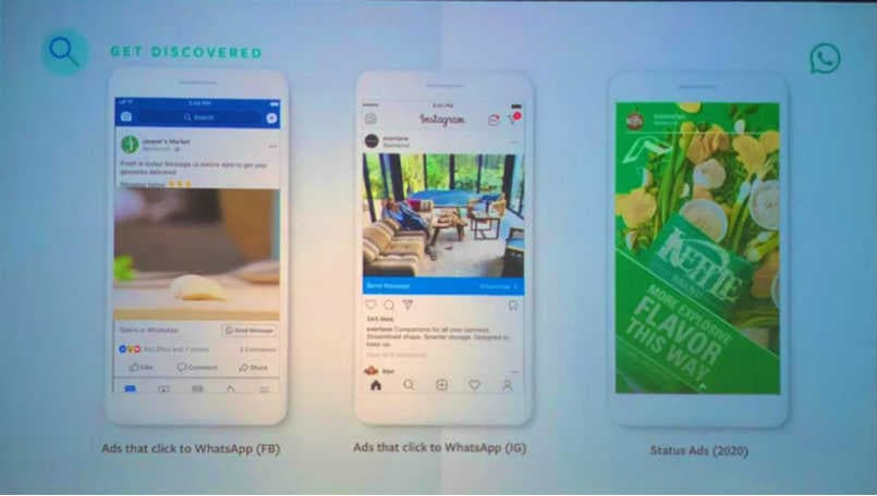 WhatsApp to get in-app ads in 2020, Facebook confirms